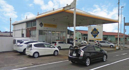 オリックスレンタカー近江八幡店