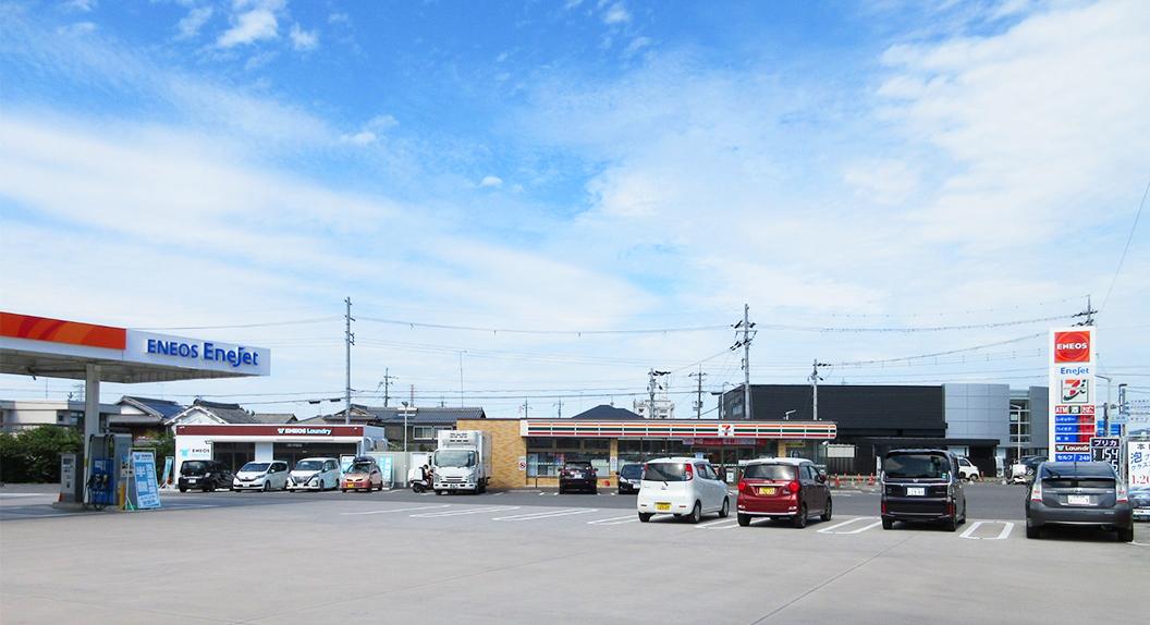 セルフステーション栗東1号/セブンイレブン栗東上鈎南店